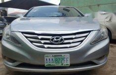 Hyundai Sonata 2012 Silver