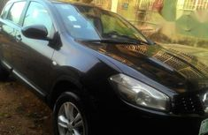 Registered Nissan Qashqai 2012 Black