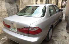 Used Honda Accord 2001 Silver for sale