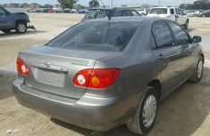 Super clean Toyota Corolla CE 2005 model up for sales