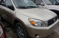 Toks Toyota RAV4 2008 for sale with the fullest option buy and drive vehicle.