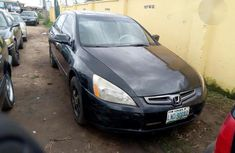 Honda Accord 2004 Black