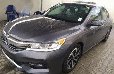Honda Accord Ex 2016 Gray for sale