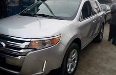 New Ford Edge 2013 Silver