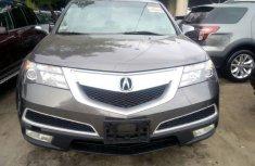 Acura MDX 2011 Petrol Automatic Grey/Silver