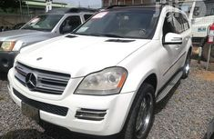 Extremely Clean Mercedes Benz GL550 2008 White