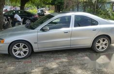 Neatly Used Volvo S60 2006 Silver for sale