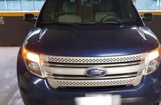 Clash Clean Ford Expedition 2012 Blue