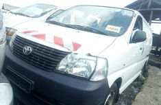 Almost brand new Toyota HiAce Petrol 2008