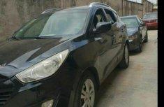 Hyundai Ix35 2012 Black for sale