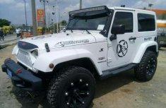 Jeep Wrangler 2015 White for sale