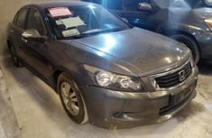 Honda Accord 2008 Gray for sale