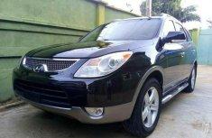 Hyundai Veracruz 2010 Blue for sale