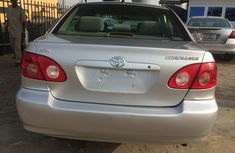Clean Toyota Corolla 2005 for sale