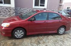 Clean Toyota Corolla 2004 for sale