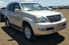 Lexus GX470 2007 in good condition for sale