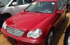 Good used 2005 Mercedes Benz C280 for sale