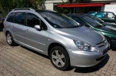 2004 direct tokunbo Peugeot 307