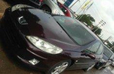 direct tokunbo Peugeot 407 2005 FOR SALE