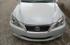 Lexus Is250 2009 White for sale