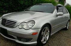 Mercedes-Benz C230 2006 Silver