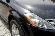 Clean Nissan Murano 2005 Black