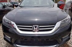 Tokunbo Honda Accord LX 2014 Black