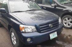 Toyota Highlander 2006 ₦1,700,000 for sale