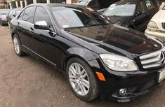 Mercedes-benz C300 2009 Black
