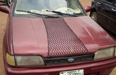 Used Nissan Sunny 1998 Red for sale