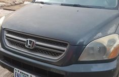 Neatly Used Honda Pilot 2005 Beige For Sale