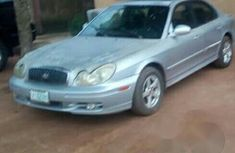 Hyundai Sonata 2002 Gray for sale