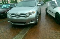 Toyota Venza 2015 Gray for sale