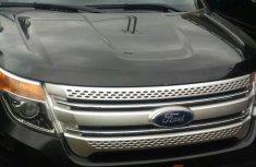 Ford Explorer 2010 Black for sale