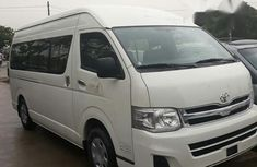 Toyota Hiace 2003 White for sale