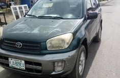 Toyota Rav4 2003 Green for sale