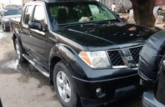 Nissan Frontier 2007 Petrol Automatic Black