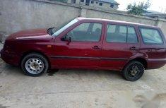 Volkswagen Golf 3 Wagon 2000 Red