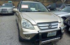 Honda CR-V 2006 Gold for sale