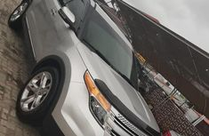 Ford Explorer 2012 Automatic Petrol ₦9,500,000