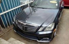 Mercedes-Benz E550 2010 Automatic Petrol ₦9,000,000