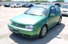 Volkswagen Golf 2000 for sale