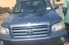 2005 Toyota Highlander for sale in Lagos