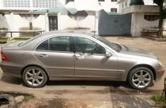 2003 Mercedes-Benz C230 Automatic Petrol well maintained