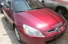 2004 Honda Accord for sale