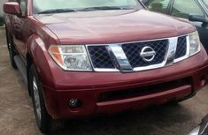 Nissan Pathfinder 2006 in good condition for sale