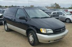 Well kept Toyota Sienna 2003 for sale