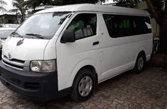 2008 Toyota HiAce Petrol Manual for sale