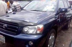 Toyota Highlander 2005 Automatic Petrol ₦3,600,000