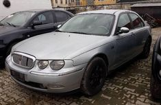 2003 Rover 75 Petrol Manual